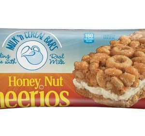Honey Nut Cheerios Bar 12ct