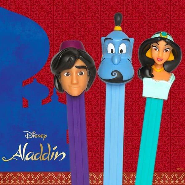 PEZ Blister Aladdin