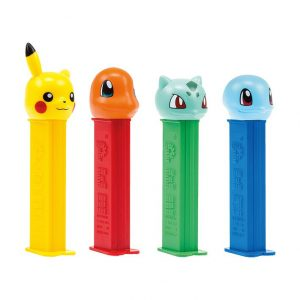 PEZ Blister Pokemon